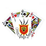 beatChong Quote There Is No Garden Without Its Weeds Poker Playing Card Tabletop Board Game Gift