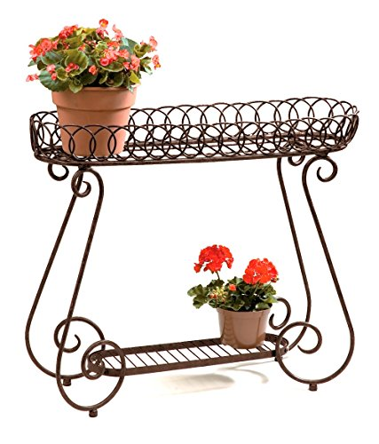 Deer Park PL107 Oval Ring Planter Deer Park Deer Planter