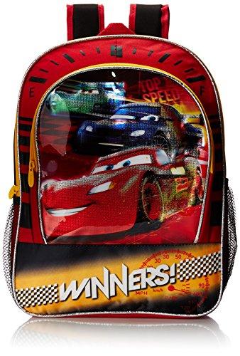 Disney Boys Cars Winners Backpack