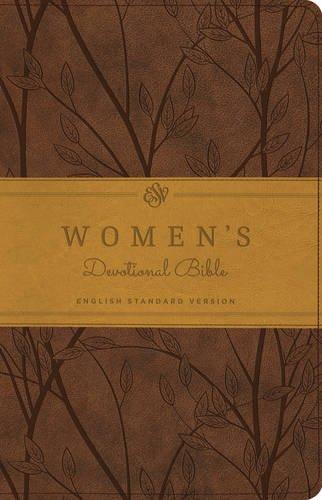 ESV Women's Devotional Bible (TruTone, Brown, Birch Design)