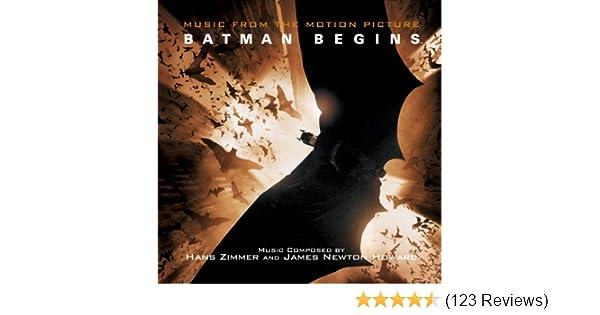 Batman Begins (Original Motion Picture Soundtrack) by Hans