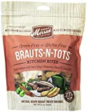 6 Pack Merrick Kitchen Bites for Pets, 9-Ounce, Brauts-n-Tots