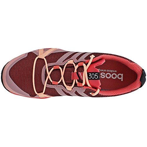 Donne Adidas Terrex Agravic In Esecuzione Tattile Rosa / Foschia Corallo / Bianco