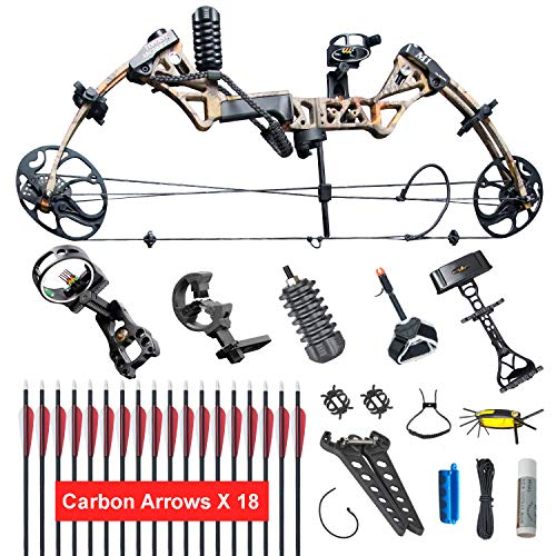 XGeek Compound Bow with Hunting Accessories