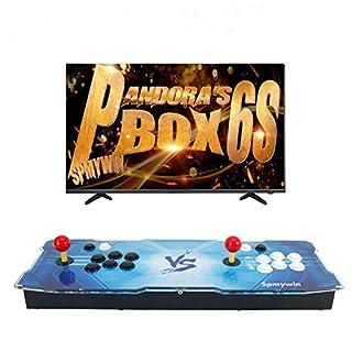 5e9d6158d3001 Spmywin 2020 HD Retro Arcade Video Game Console Pandoras Box 6S ...