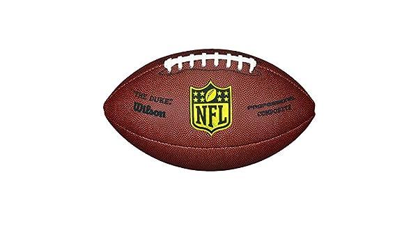 NFL Wilson Duke Replica - Balón de fútbol americano, National ...
