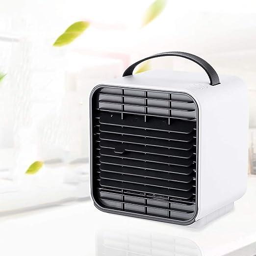 Agua Pequeño Aire Acondicionado Ventilador Pulverizador ...