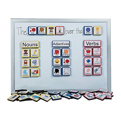 make a sentence magnets - 2
