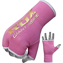 RDX Ladies Training Boxing Inner Mitts Hand Wraps MMA Fist Protector Bandages