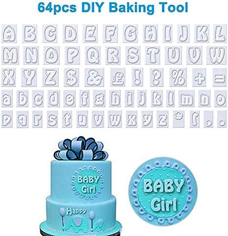 Kids Cooking modelling mold Joyeux anniversaire Alphabet Cookie Cutters