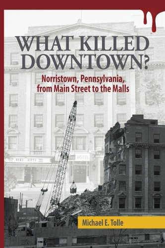 What Killed Downtown? - City Malls Atlantic