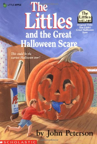 John Carter Halloween (The Littles and the Great Halloween)