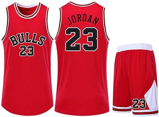 23 # Conjunto De Camiseta De Baloncesto Jordan Chicago Bulls De La ...