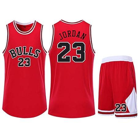 23 # Conjunto De Camiseta De Baloncesto Jordan Chicago Bulls ...