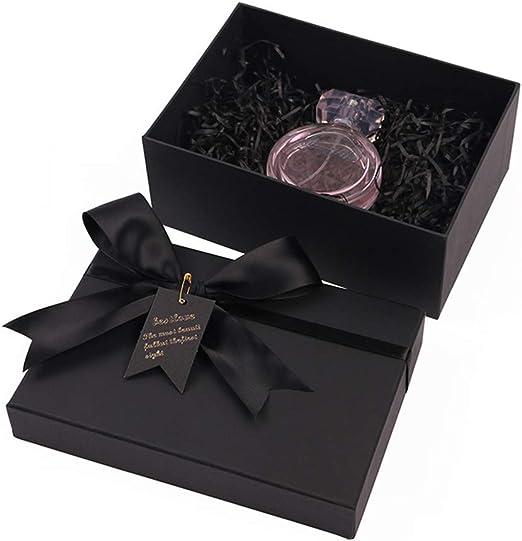 LXQ Mariposa Caja de Regalo Premium Perfume Caja del lápiz Labial ...