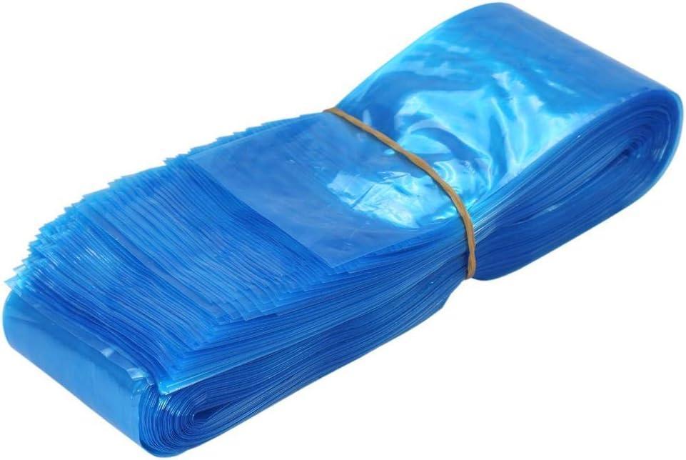 Máquina de tatuaje Clip de manga de cable/cubierta, 100 piezas/bolsa desechable de higiene de plástico cubierta de la manga de seguridad bolsa