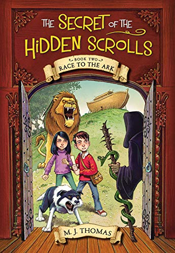 (The Secret of the Hidden Scrolls: Race to the Ark, Book 2 )