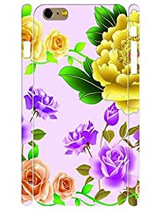 For Ipod Touch 4 Case Cover Personalized Custom Wild Roses And Orchids For Ipod Touch 4 Case Cover PC Clear Case