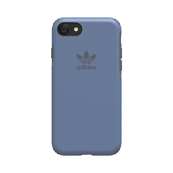 super popular d5d8b 4d425 Amazon.com: adidas Cell Phone Case for Apple iPhone 7 - Utility Blue ...