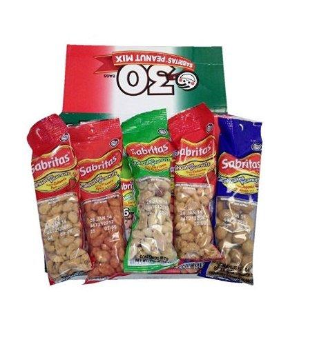 Frito Lay Sabritas Cacahuates 1 625 Ounce