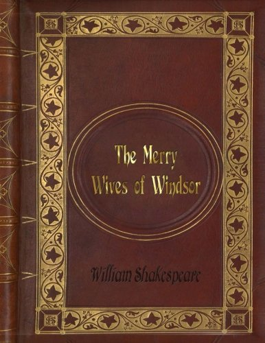 Read Online William Shakespeare - The Merry  Wives of Windsor PDF