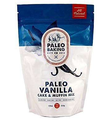 Paleo Baking Company Paleo Vanilla Cake & Muffin Mix