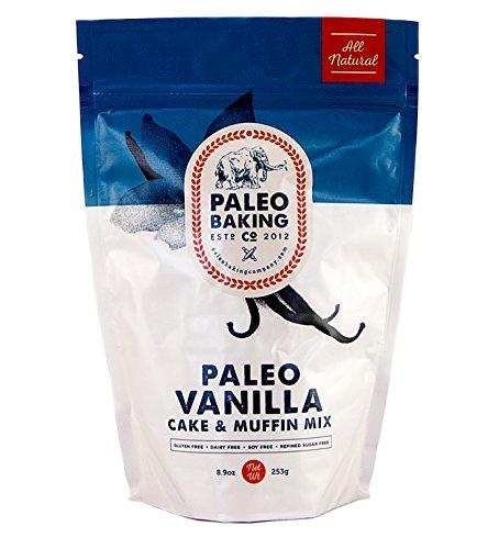 Paleo Baking Company Paleo Vanilla Cake & Muffin - Cake Coconut Chocolate Flour