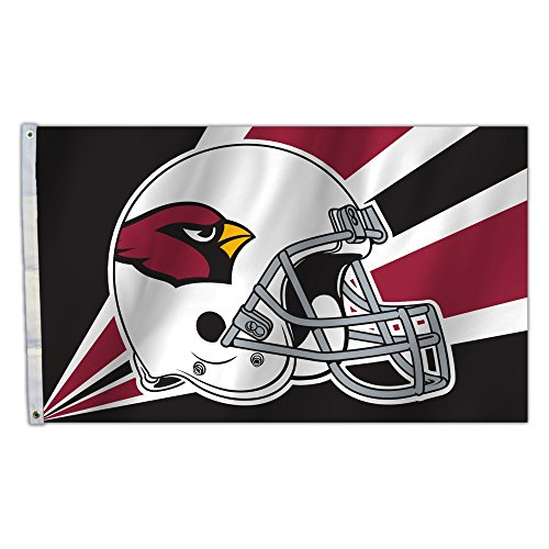 s 3 by 5 Foot Flag (Arizona Cardinals Banner Flag)