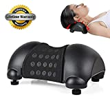Cervical Neck Traction Device, Portable Cervical Orthotic Pillow for Neck and Shoulder Pain