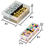 Akro Mils 10744 44-Drawer Hardware and Craft