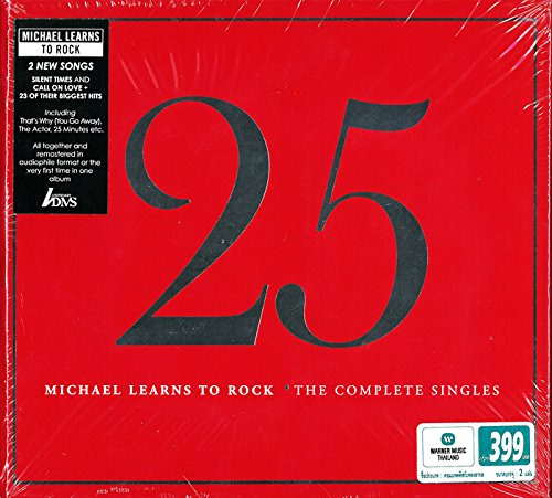 Michael Learns to Rock - 25 The Complete Singles - Zortam Music