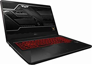 "ASUS TUF 17.3"" FHD LED-Backlight Gaming Laptop 