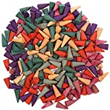 Best Incense Cones - Hosley 200 Pack Assorted Incense Cones of 30 Review