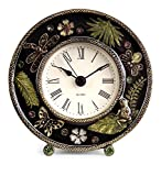 IMAX 2594 Jeweled Desk Clock