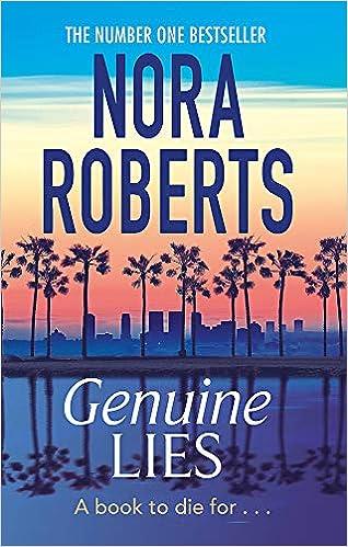 Download Genuine Lies By Nora Roberts