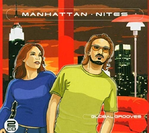 CD : VARIOUS ARTISTS - Manhattan Nites (2PC)