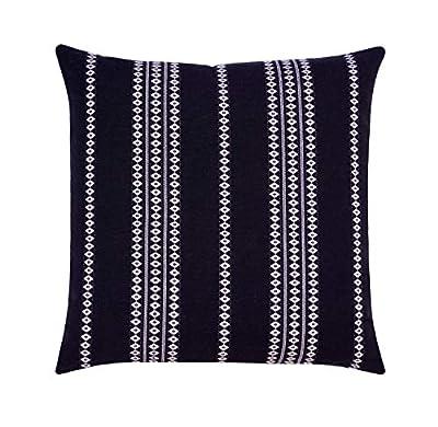 Dozili Blue Velvet Throw Pillow Cover Velvet Pillow Navy Velvet Pillows Solid Navy Velvet Cushion Cover Lumbar