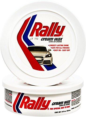 Niteo Rally Cream Car Wax, 10 fl oz, Case of 6
