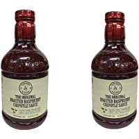 Fischer and Wieser Razzpotle Roasted Raspberry Chipotle Sauce, 40-Ounce Bottle, 2-Pack
