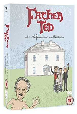 Father Ted - The Definitive Collection 1995 DVD: Amazon co