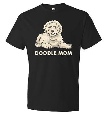 Carino Goldendoodle Mamma T-shirt cAQZA