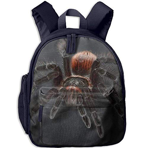 Tarantula Spider Children School Book Bag Kids Printing Backpacks