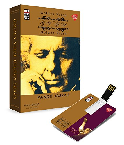 Music Card: Golden Voice Golden Years   320 Kbps Mp3 Audio  4  GB