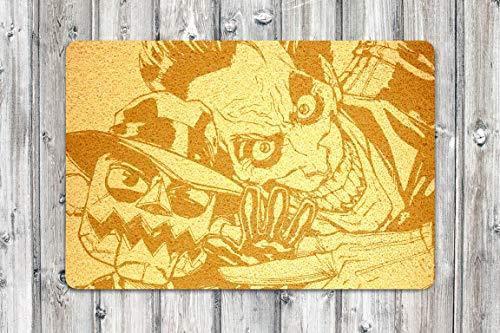 ART Therapy Joker Criminal DC Comic Character Design 24x16 inch Interior Doormat Outdoor/Indoor Cozy Floor Mat Decor Home Design Birthday New House for Couple Friends Youth -