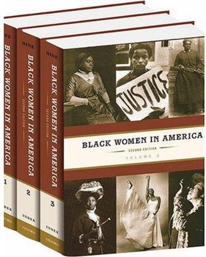 Black Women in America (3 Vol. Set) (Black Women In America An Historical Encyclopedia)