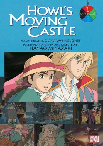 Howl's Moving Castle Film Comic, Vol. 1 (v. 1) PDF