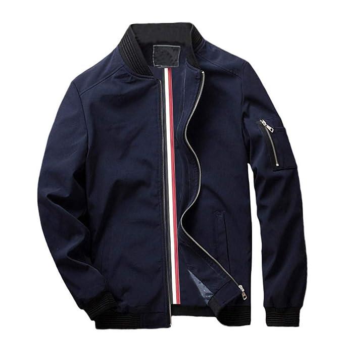 Mode Für Herbst Winter Casual Kangmoon Männer Jacken Herren 2WEDeIYH9