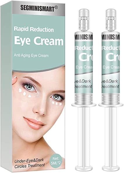 Rapid Reduction Eye Cream Under Eye Bags Treatment Instant Results