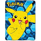Pokemon - Glitch Pikachu 46x 60 Micro Raschel Throw