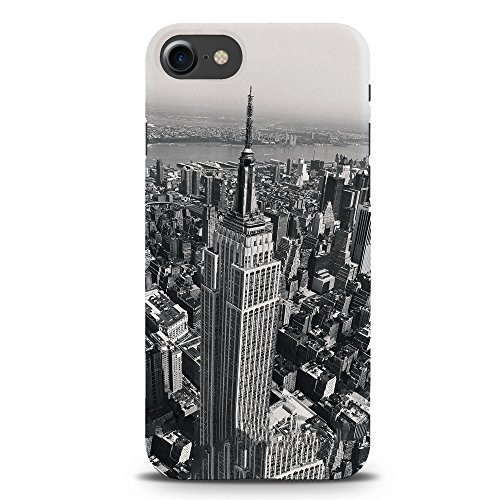 Koveru Back Cover Case for Apple iPhone 7 - The Empire State Building New York